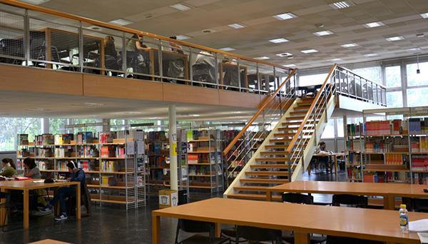 Les bibliothèques en Sciences Humaines