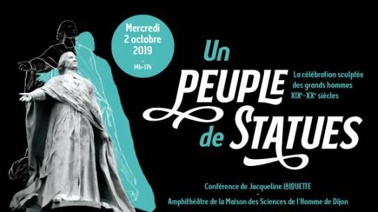 Conférence « Un peuple de statues »