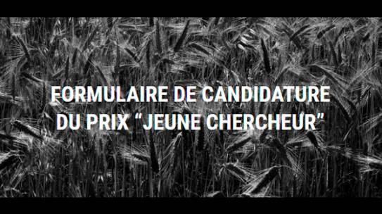 Fondation des Treilles – Prix « Jeune chercheur »