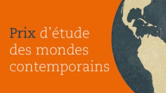 Prix d'étude des Mondes contemporains 2021 pour Maëlle Caugant