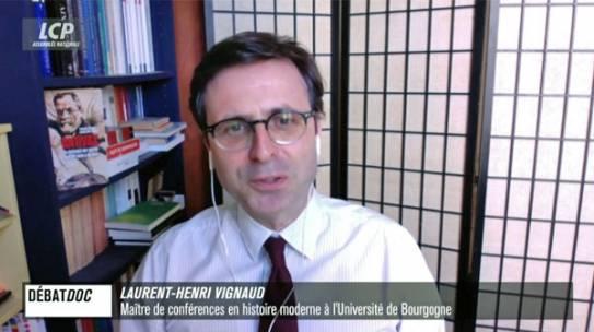 Henri Vignaud en débat avec Jean-Pierre Gratien autour de la vaccination